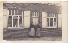 Unieke Fotokaart Handzame, Handzaeme, Ouderlijk Huis Van Familie Decock, Die Slager Was (pk60357) - Kortemark
