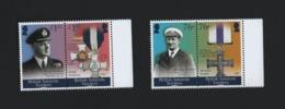 British Antarctique Territory Set WW 1 2018  / Antarctique Britannique Série Guerre Mondiale  (ref WP1L7) - Unused Stamps