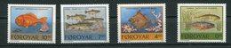 Foroyar 1994 - Pesci - ** MNH - Isole Faroer