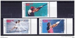 Duitsland Berlin 1988 Nr 762/64 **, Zeer Mooi Lot Krt 3586 - Collections (sans Albums)