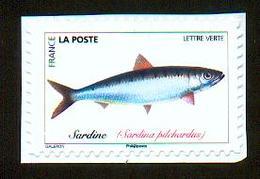 France 2019 - Sardine / European Pilchard / Sardina Pilchardus  - MNH - Fische