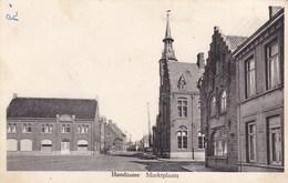 Handzame, Handzaeme, Marktplaats (pk60359) - Kortemark