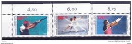 Duitsland Berlin 1988 Nr 762/64 **, Zeer Mooi Lot Krt 3584 - Collections (sans Albums)