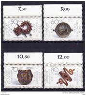 Duitsland Berlin 1987 Nr 754/57 **, Zeer Mooi Lot Krt 3587 - Collections (sans Albums)
