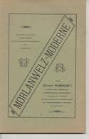 Morlanwelz Moderne.-Olivier Hubinont-80 Pages - Livres, BD, Revues