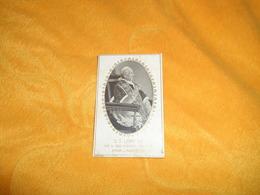 IMAGE RELIGIEUSE ANCIENNE DATE ?.../ S.S. LEONE XIII CHE IL XXIV DICEMBRE MDCCCXCIX. APRIVA L'ANNO SANTO.. - Devotion Images
