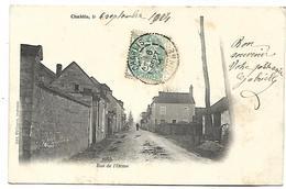 CHABLIS - Rue De L'Orme - Chablis