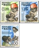 Ref. 323580 * MNH * - HAITI. 1979. INTERNATIONAL YEAR OF THE CHILD . AÑO INTERNACIONAL DEL NIÑO - Haití
