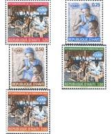 Ref. 323581 * MNH * - HAITI. 1979. 20 ANIVERSARIO DE LA FUNDACION CARE - Haití