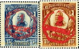 Ref. 355459 * MNH * - HAITI. 1907. SOBFECARGADOS - Haití