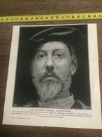 1906 JST LE PEINTRE GEORGES ROCHEGROSSE - Vecchi Documenti