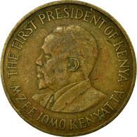 Monnaie, Kenya, 5 Cents, 1970, TB+, Nickel-brass, KM:10 - Kenya