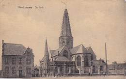 Handzame, Handzaeme, De Kerk (pk60374) - Kortemark