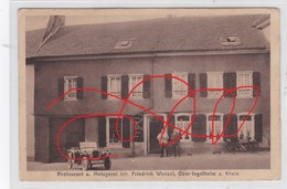 Ober Ingelheim Restaurant Friedrich Wenzel - Ingelheim