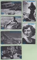 New Zealand - Protel Ltd - Prepaid (Inactive) - 199? Memories Of The 1950's Set (6) - Mint - Neuseeland