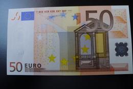 50 EURO V SPAIN DUISENBERG SERIE M003A2 UNC - EURO