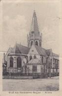 Handzame, Handzaeme, Gruss Aus Hanzaeme Belgien, Kirche (pk60377) - Kortemark
