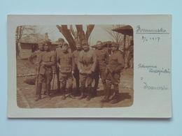Romania 448 Foto Military 1915 - Romania