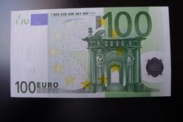 100 EURO V SPAIN DUISENBERG SERIE M002G1 UNC - EURO