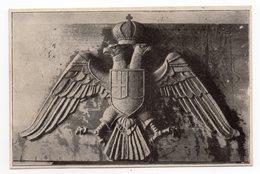 1934 YUGOSLAVIA, CROATIA, SIBENIK TO SPLIT, POST DUE WAS APPLIED BECAUSE POST WAS SENT POST RESTANT - Yugoslavia