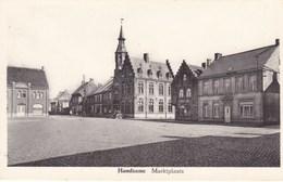 Handzame, Handzaeme, Marktplaats (pk60382) - Kortemark
