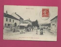 Belval (Vosges) - Route Venant Du Col Du Hantz - La Douane - Customs