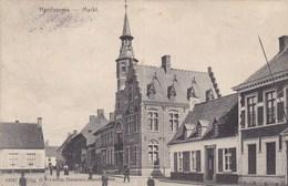 Handzame, Handzaeme, Markt (pk60387) - Kortemark