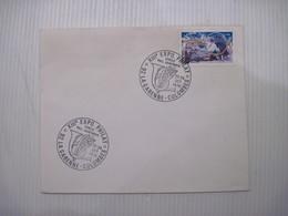 ENVELOPPE 13è EXPOSITION  PHILATELIQUE 92 LA GARENNE COLOMBES  Octobre 1976 TBE - Marcophilie (Lettres)