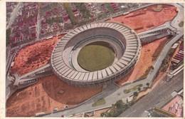 "0508 ""RIO DE JANEIRO - ESTADIO DO MARACANA - "" CART. ORIG. NON SPED. - Rio De Janeiro"