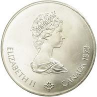 Monnaie, Canada, Elizabeth II, 5 Dollars, 1973, Royal Canadian Mint, Ottawa - Canada