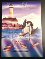 Phare Lighthouse Vuurtoren Leuchttürme Faro Fari ANTIGUA & BARBUDA 2001 NEUF** MNH - Lighthouses