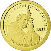 Monnaie, Samoa, Tala, 2011, B.H. Mayer, FDC, Or, KM:219 - Samoa