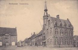 Handzame, Handzaeme, Gemeentehuis (pk60403) - Kortemark