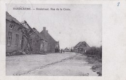 Handzame, Handzaeme, Kruisstraat , Rue De La Croix (pk60407) - Kortemark