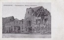 Handzame, Handzaeme, Gemeentehuis, Maison Communale (pk60410) - Kortemark