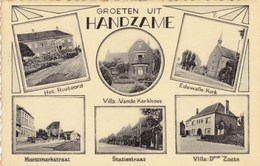 Handzame, Handzaeme, Groeten Uit Handzame (pk60413) - Kortemark