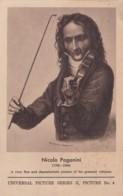NICOLO PAGANINI - Singers & Musicians