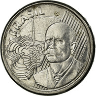Monnaie, Brésil, 50 Centavos, 2005, TTB, Stainless Steel, KM:651a - Brazil