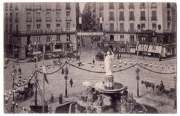 4355 - Nantes ( 44 ) -  La Place Royale - - Nantes