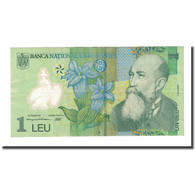 Billet, Roumanie, 1 Leu, 2005-07-01, KM:117a, TTB - Romania