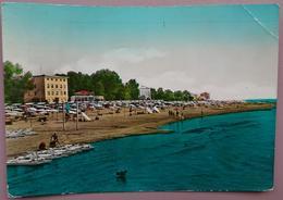 LIGNANO SABBIADORO (UDINE) - Spiaggia - Vg - Udine