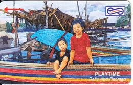 MALAYSIA(GPT) - Playtime, CN : 51MSAD/B(normal 0), Used - Malaysia