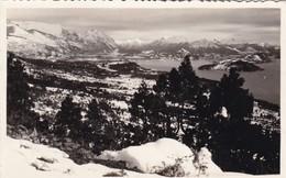 SANS DESCRIPTION. INVIERNO NAHUEL HUAPI. VOYAGEE YEAR 1935 PHOTO SUR CPA - BLEUP - Argentina