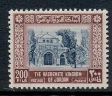 Jordan 1955-64 Al Aqsa Mosque 200f MUH - Jordan