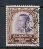 Jordan 1965 Kinh Hussein 500f FU - Jordan