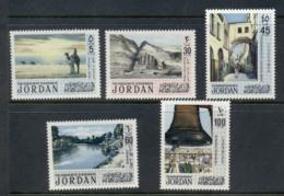 Jordan 1971 Tourist Publicity MUH - Jordan