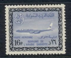 Saudi Arabia 1965-70 Airmail 16p MUH - Saudi Arabia