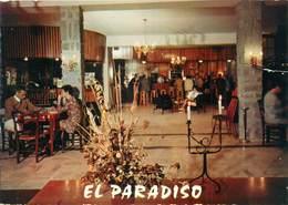 """CPSM FRANCE 20 """"Corse, Calvi, Hôtel El Paradisio"""" / DOS NON CP - Calvi"""