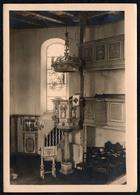 C5047 - Foto - Neudorf Kirche Innenansicht Kanzel - Kirchen U. Kathedralen