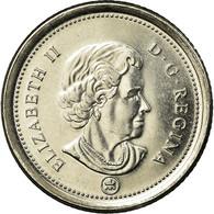 Monnaie, Canada, Elizabeth II, 10 Cents, 2009, Royal Canadian Mint, Winnipeg - Canada
